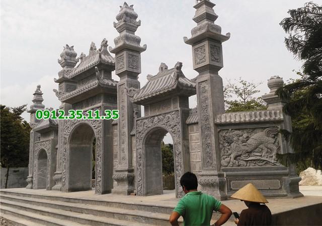 Cổng Tam Quan Đá